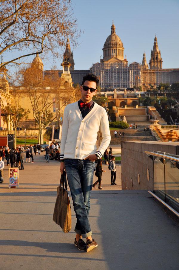 Steven Rojas at 080 Barcelona 2009